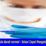 Review Lengkap Gula Darah Normal Pria 60 Tahun