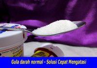Review Gula Darah Normal Bangun Tidur Pagi
