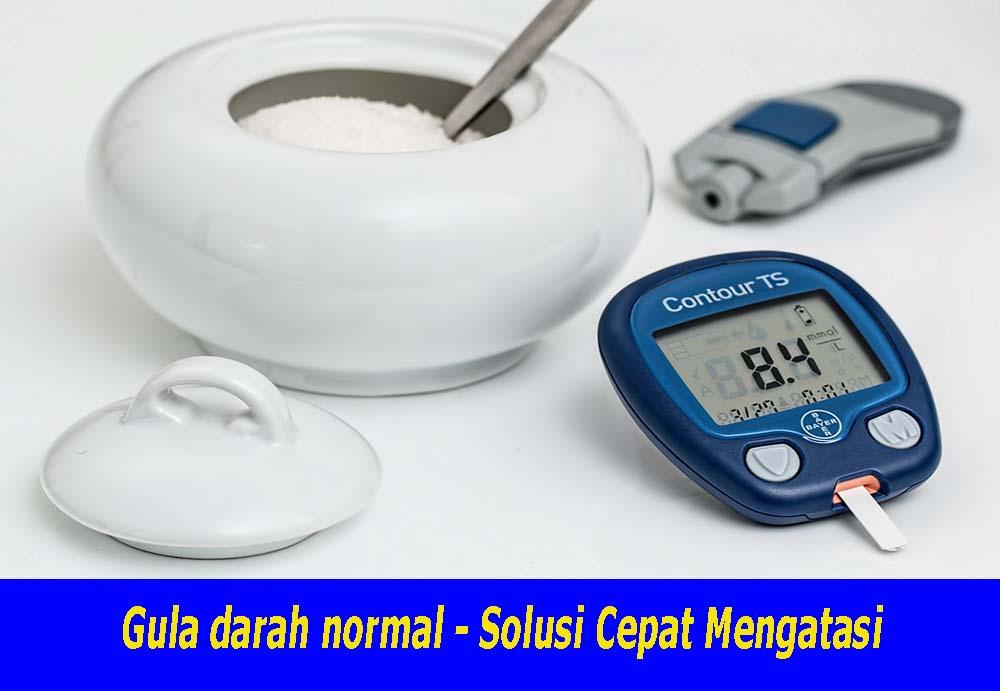 Gula darah normal - Kadar gula darah adalah banyaknya zat gula atau glukosa di dalam darah, inilah informasi seputar gula darah.