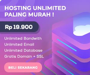 Hosting Murah dan Free Domain